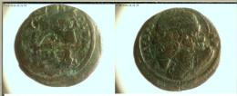 Gubbio - Clemente XI (1700 - 1721): Quattrino Con S. Paolo (Stemma Ovale) - Monnaies Régionales