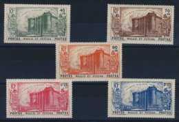WALLIS ET  FUTUNA   N°   72  /   76 - Wallis-Et-Futuna
