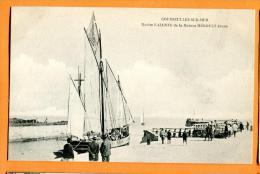 MND-25  Courseulles-sur-Mer Navire L'Alerte. ANIME, Voilier. Non Circulé - Courseulles-sur-Mer