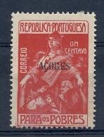 140020242  AZORES  PORTUGAL  YVERT  Nº   197  */MH - Açores