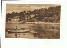 Loverval Couillet Canotage Sur Le Grand Lac - Gerpinnes