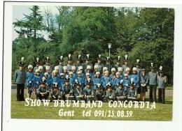 Gent Show Drumband Concordia Gentbrugge - Gent