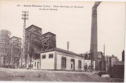 CPA - SAINT ETIENNE (42) - Usine électrique De Montaud (Loire Et Centre) - Saint Etienne