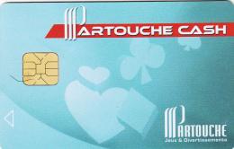 Casino Calais - 2 scans - Slot Card  - Calais  - France - Europe