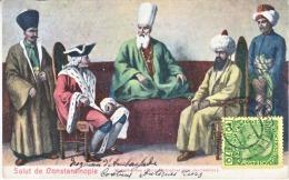 Austria In TURKEY POSTAL  HISTORY  TO BUFFALO  GAP  USA  1908 - 1918-1945 1st Republic
