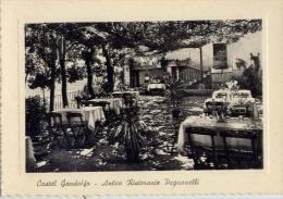 Castel Gandolfo - Antico Ristorante Pagnanelli - 22193 - Formato Grande Non Viaggiata - Autres