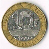 France 1990 10 Francs - K. 10 Francs