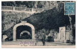 CPA - ALGER - Mustapha - La Grotte Au Parc De Galland - Algiers