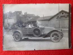 AUTOMOBILE MACON MELCHOR VENDARGUES MONTPELLIER PHOTO  18 X 12 - Automobiles