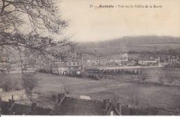 76 - Aumale  - Vue Sur La Vellée De La Bresle - Aumale