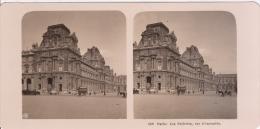 Stereofoto (photo Stéréo) 150 Paris -Les Tuileries, Vue D´ensemble- - Stereoscoop