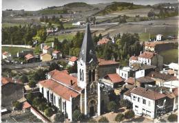 TALAUDIERE  Vue Generale Eglise - Sonstige Gemeinden