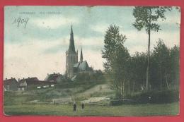 Alsemberg -Overzicht / Vue Générale -Mooie Kleur Postkaart- 1909 ( Verso Zien ) - Beersel