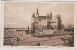 (R)BELGIQUE , ANVERS , Musee D' Armes Anciennes - Arendonk