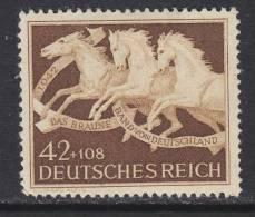 Germany B205  *  HORSE RACING - Germany