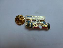 Superbe Pin´s En EGF , Auto , F1 , F3 , Circuit Rouen Les Essarts 1992 - F1