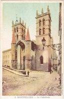 34. MONTPELLIER. La Cathédrale. 5 - Montpellier