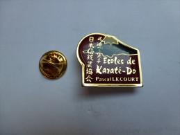 Ecole De Karaté Do , Pascal Lecourt , Rouen - Golf