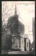 CPA Beaumont-la-Chartre, L'église - Zonder Classificatie