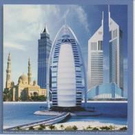 AKDX Dubai: Burj Al Arab - Jumaira Mosque - Palm Atlantis - United Arab Emirates - Dubai