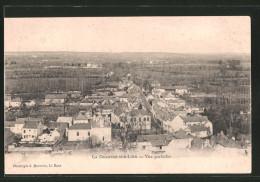 CPA La-Chartre-sur-Loir, Vue Partielle - France