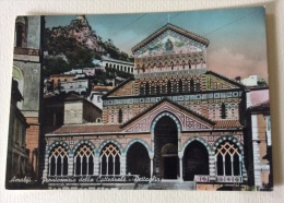 Amalfi Cattedrale Viaggiata F.g. - Salerno