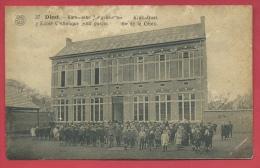 Diest - Katholieke Jongenschool Kruistraat -1930   ( Verso Zien ) - Diest