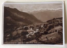 Challant Saint Anselme Valle Ayas Panorama - Italia