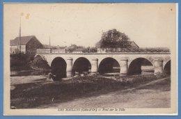 21 - Les MAILLYS --  Pont Sur La Tille - France