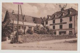 CPA CPSM 38 Isère Villard De Lans L'hôtel Terminus  Près Lans En Vercors Méaudre Corrençon Rencurel Choranche - Villard-de-Lans