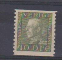 SUEDE  //  N 217   //  40 Ore Olive //  NEUF Mais Défaut De Gomme - Suède