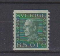 SUEDE  //  N 200   //  85 Ore Vert  //  NEUF + Trace De Charnière - Suède