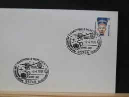 52/724A  OBL.  ALLEMAGNE  1995 - Storia Postale