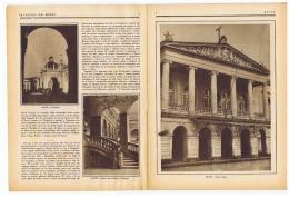 ECUADOR - QUITO - ILLUSTRATED MAGAZINE 1930s - 16 PAGES - RARE - Magazines: Subscriptions