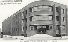 Bagneux Ministere Des PTT Laboratoire De Radioelectricité - Bagneux