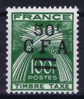 Reunion: Yv Nr Tax 44   MNH/** - Postage Due