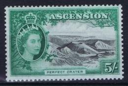 GB Ascension Island: 1953 SG Nr 68 MH/* , Mi Nr 73 - Ascension