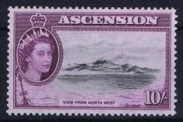 GB Ascension Island: 1953 SG Nr 69 MH/* , Mi Nr 74 - Ascension