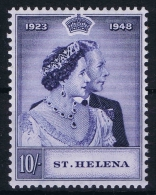 St Helena 1948 SG 144  Mi Nr 114 MH/* - Saint Helena Island