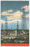 A Typical Oklahoma Oil Field - Etats-Unis