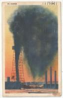 Oil Gusher - 1936 (Houston, Texas Cancellation) - Houston