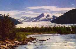 ALASKA Mendenhall Glacier Near Juneau - Juneau