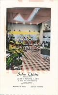 LUXEMBOURG - GARE - SALON THERESE - Mme THOMA - 5. RUE DE BONNEVOIE - Luxemburgo - Ciudad