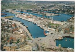 Nord :  DUNKERQUE  :  Vue   Du  Port - Dunkerque