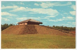 Town Creek Indian Mound, Between Albemarle And Wadsboro, N.C. - Etats-Unis