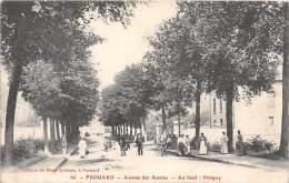 54 - RefU030 - FROUARD - Avenue Des Acacias - Animée - Frouard