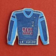 Pin´s - Foot - Maillot Le Havre - Sponsor Tati - Football