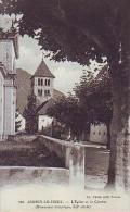 Annecy   715          L'église Et Le Clocher - Annecy