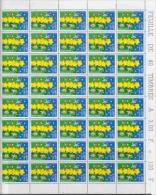 Europa Cept 2000 Andorra Fr 1v In Sheetlet (sheetlet Is 1x Folded In The Middle)  ** Mnh (F3328) - 2000