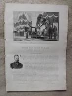 VOYAGE D'UN CONGRES EN RUSSIE.   Stanislas Meunier.   1897.   (voir d�tail)